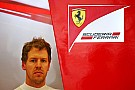 Una tuerca de la rueda trasera fue el problema de Vettel