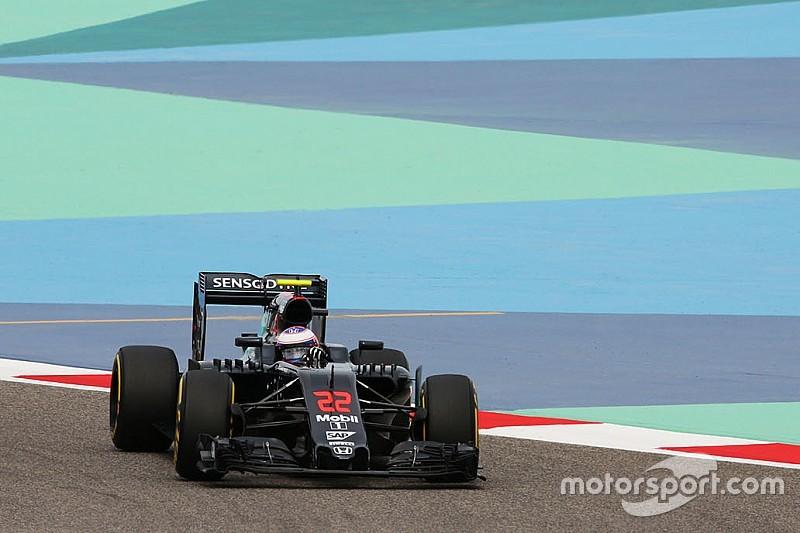 Баттон отметил прогресс McLaren по сравнению с Мельбурном