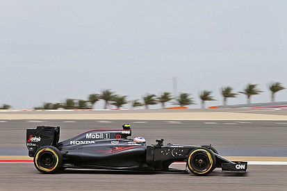 Button considera que el McLaren rinde en Bahrein mejor que en Melbourne