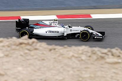 Trabajar el ritmo de carrera es crucial para Williams, según Bottas