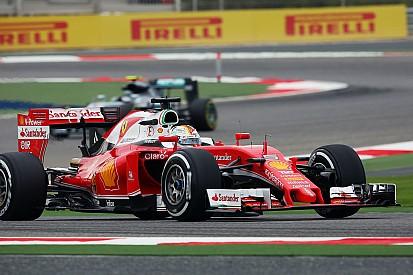 È un problema ad un dado di fissaggio ad aver bloccato Vettel