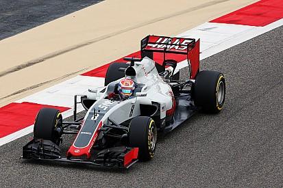 В Haas объяснили поломку крыла высокой вибрацией