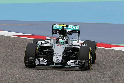 """Rosberg: """"Che inizio! Siamo competitivi sul giro secco e sui long run"""""""