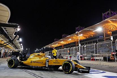 Magnussen devra s'élancer des stands à Bahreïn