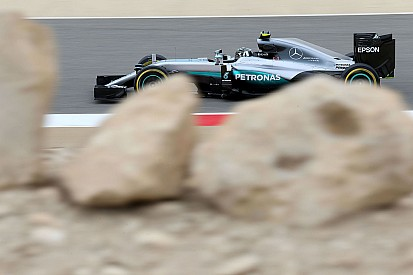 Rosberg dice que Mercedes luce competitivo en todos los escenarios