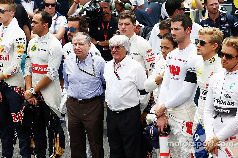 Ecclestone says F1 drivers are powerless 'windbags'