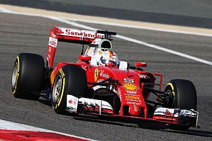"""Vettel: """"Stupito dalle Mercedes, ma c'è l'opportunità di vincere"""""""