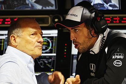 Dennis cuestiona la negativa de la FIA sobre Alonso