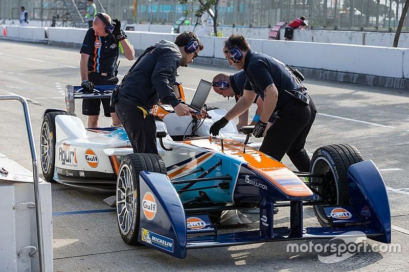Felix da Costa verliest pole voor Long Beach ePrix