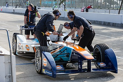 Da Costa perde pole de Long Beach; Bird larga na frente