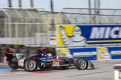 La grille - Da Costa disqualifié, Bird en pole à Long Beach!