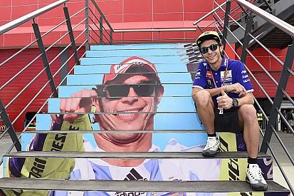 Rossi en 1ère ligne, le podium en ligne de mire