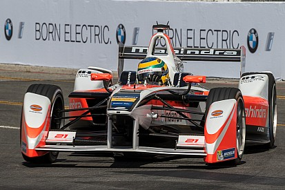 Senna, satisfecho por el quinto lugar en Long Beach