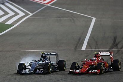 """Rosberg espera """"un montón de adelantamientos"""" en Bahrein"""