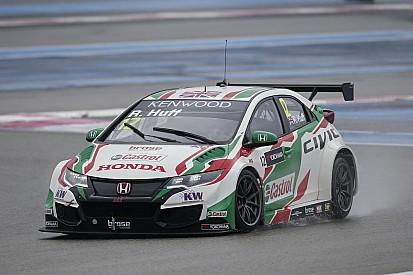 Course 1 - Rob Huff et Honda ouvrent la saison