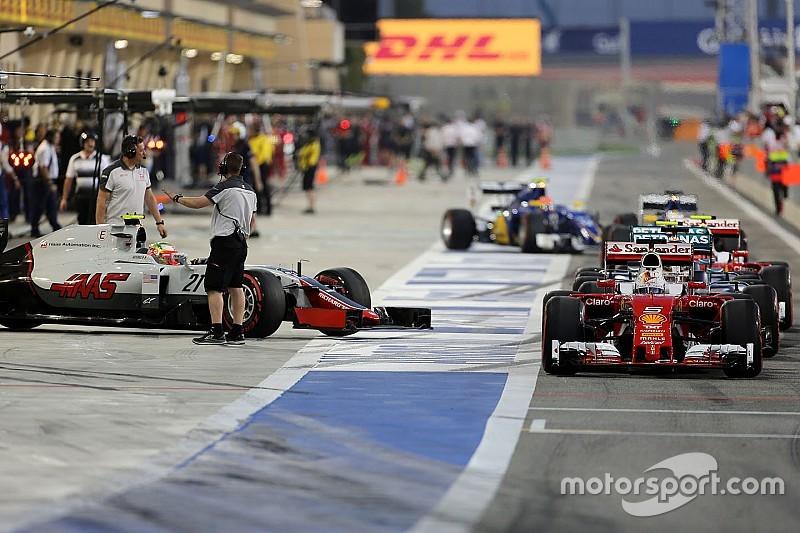 F1-bazen bereiken geen overeenstemming over kwalificatie