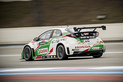 Primo trionfo con la Honda per Huff nella Opening Race del Paul Ricard