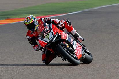 Fantastica doppietta di Davies e della Ducati al Motorland di Aragon!