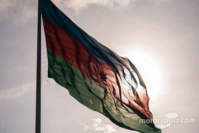 Baku organisers confirm start time change for F1 race