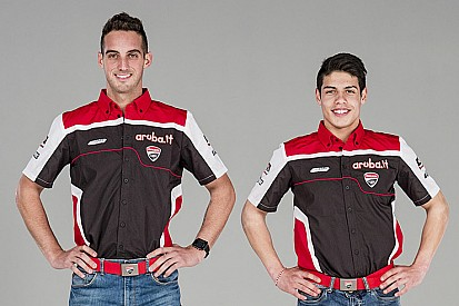 Dominio delle Ducati del team Aruba ad Aragon con Mercado e Rinaldi