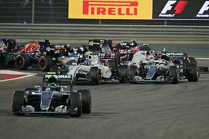 Rosberg è l'Emiro del Bahrain e la Ferrari soffre!