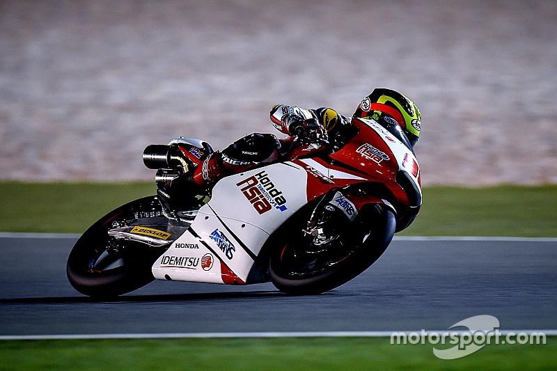 Pawi surpreende e consegue vitória histórica na Moto3
