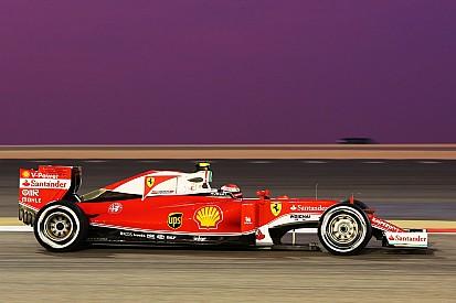 """Räikkönen, second, vise encore """"mieux"""""""