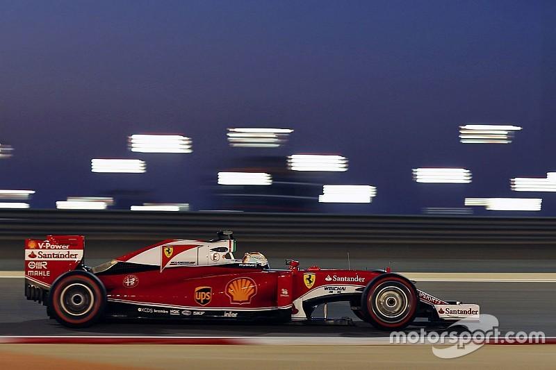 """Vettel: """"Es frustrante tener una carrera así"""""""