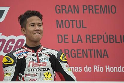 Moto3-Sensation: Pawi gewinnt in Argentinien