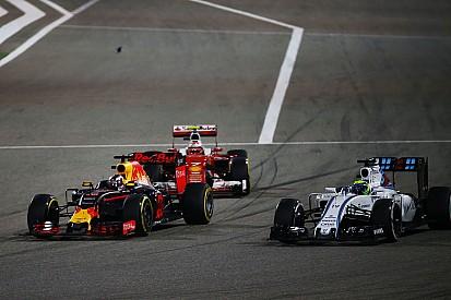 Ricciardo survit au départ agité et assure de gros points