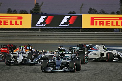 """Rosberg: """"La partenza è stata fondamentale per vincere, ma che paura il caos alla prima curva"""""""