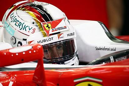 """Ferrari n'a pas donné à Vettel """"la voiture qu'il fallait"""""""