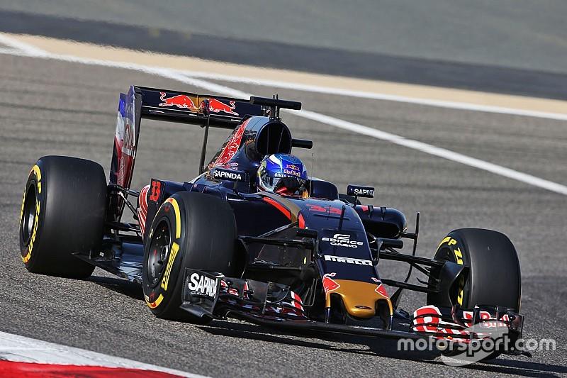 Verstappen puntúa en Bahrein