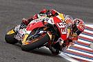 Marquez domina in Argentina davanti a Rossi. Le Ducati fanno strike!