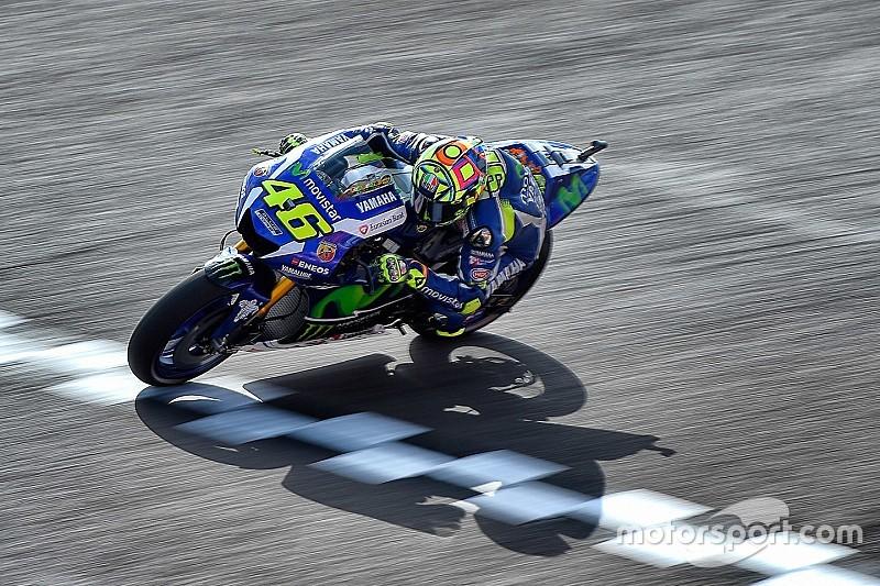 """Rossi: """"Nooit een goed gevoel met tweede motor"""""""