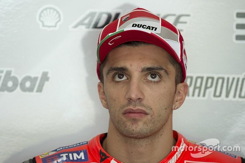 Iannone paga l'incidente con Dovi: perde 3 posizioni in griglia ad Austin