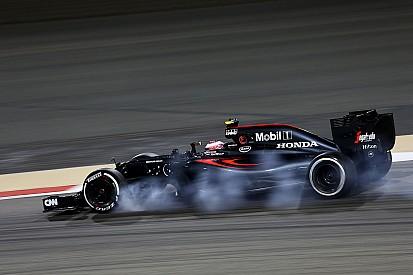 """""""Gek geluid dat Button hoorde, mogelijk gerelateerd aan DNF"""", zegt Honda"""
