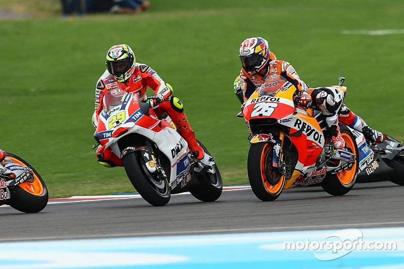 Iannone nervoso: se perde la Ducati non trova un top team?