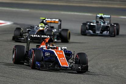 Wehrlein - C'était fun de dépasser les Force India!