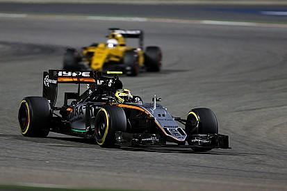 В Бахрейне была не гонка, а игра в догонялки, считает Хюлькенберг