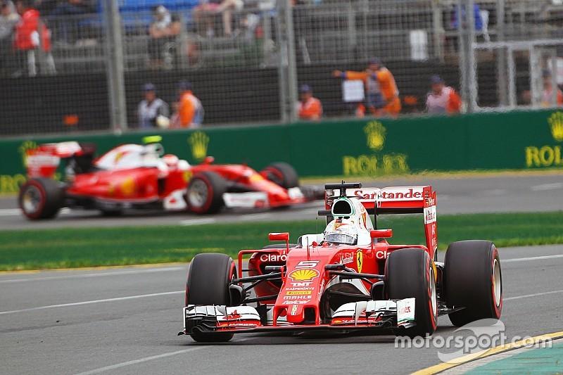 Vettel fustige le format des temps cumulés