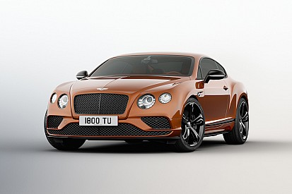 La Bentley Continental GT Speed lâche ses 642 chevaux