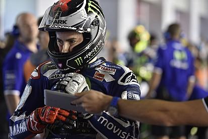 Lorenzo ne cache pas son inquiétude face aux problèmes de Michelin