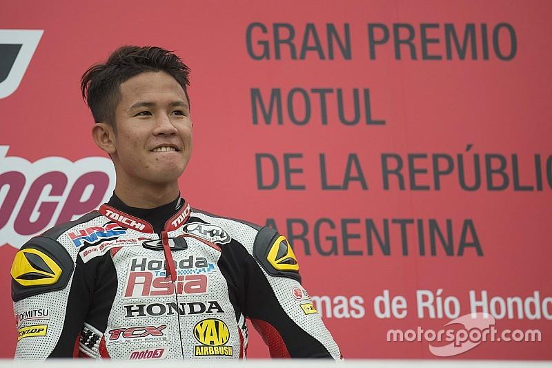 Le GP d'Argentine écrit l'Histoire du Moto3