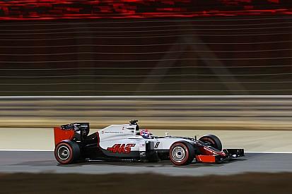 """Gene Haas: time está """"extasiado"""" com resultados de Grosjean"""
