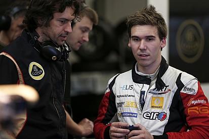 Richard Gonda completa la formación de Jenzer Motorsport
