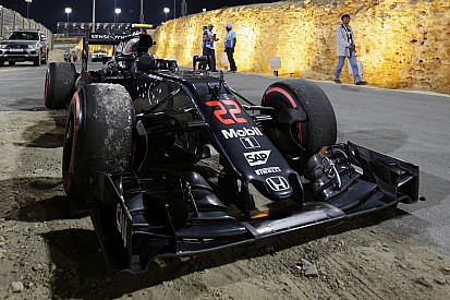 Honda enquête sur le bruit étrange entendu par Button