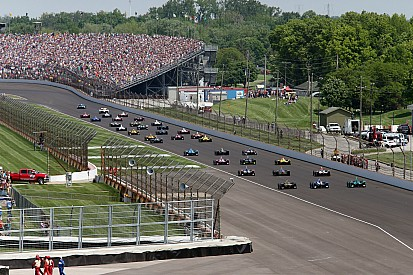 """IndyCar: """"Teams have to adapt"""" to domed skids"""