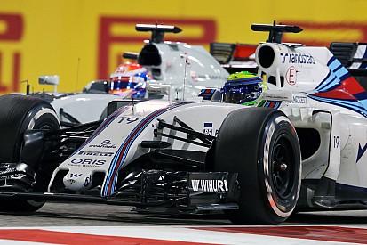 Massa frustré par la stratégie de Williams à Bahreïn