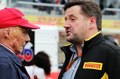 """Hembery: """"Se non si fanno i test, niente gomme larghe!"""""""
